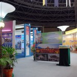 Development Exhibition during Sarawak 45th Anniversary of Independence within Malaysia, 2008