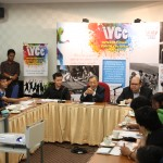 IYCC Press Conference, 2012